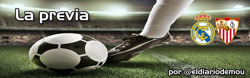 La previa: Real Madrid vs Sevilla