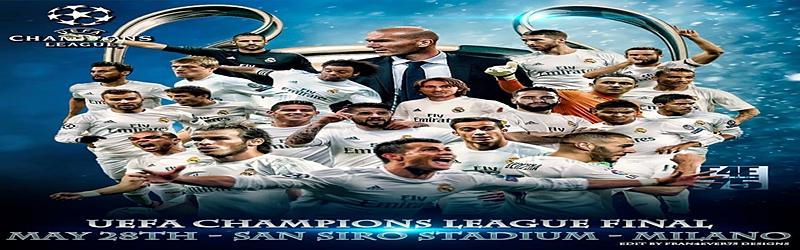 Real Madrid – Atlético de Madrid | UCL Final Promo 2016 | La final de nuestra vida ᴴᴰ