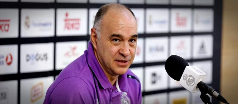 Pablo Laso: «Si no somos capaces de jugar con fluidez nos costará mucho ganar el partido»