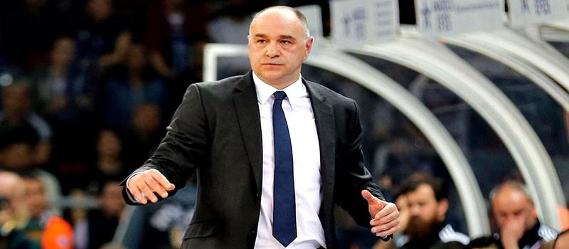 Pablo Laso: «Hemos solventado el partido con facilidad gracias al trabajo que hemos hecho «