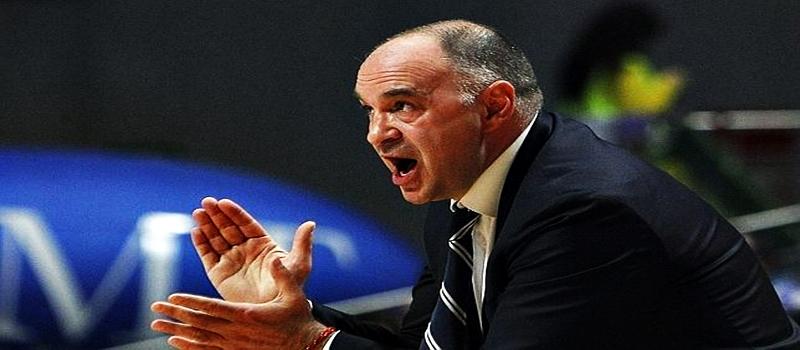 Pablo Laso: «Estoy triste porque pudimos haber ganado el partido»