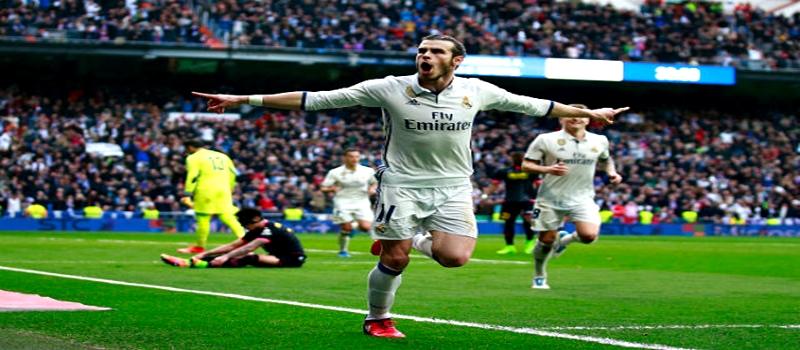 Y por fin… Gareth Bale