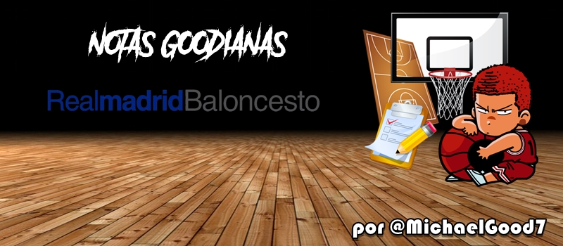 Notas Goodianas: Real Madrid vs Fenerbahçe