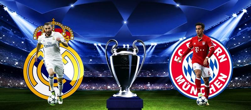 Al limite del bien y del mal: Real Madrid 4 – 2 Bayern Munich