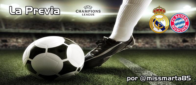 Real Madrid vs Bayern Munich: Derecho a soñar
