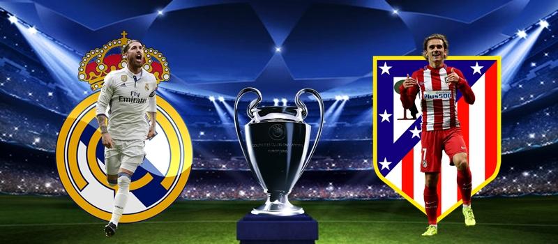 El Real Madrid se enfrentara al Atlético de Madrid en semifinales de la Champions League