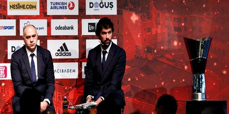 VIDEO   Pablo Laso y Sergio Llull analizan la semifinal de la Final Four ante Fenerbahçe