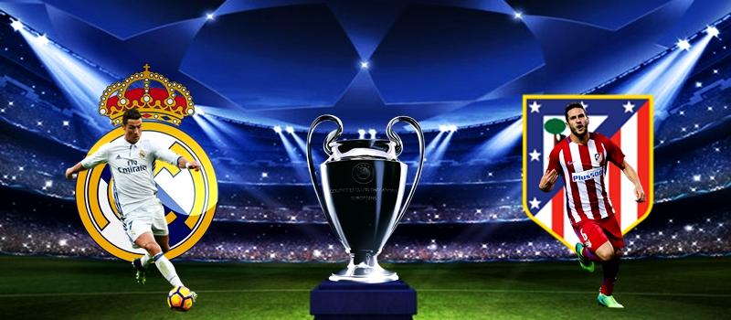 Cardiff esta más cerca: Real Madrid 3 – 0 Atlético de Madrid