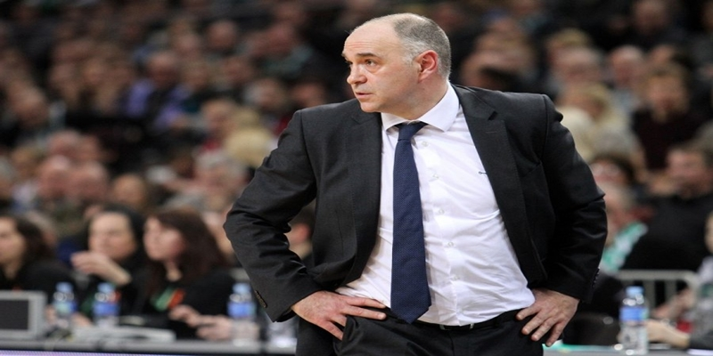 Pablo Laso: «El equipo ha estado muy bien en los tres partidos»