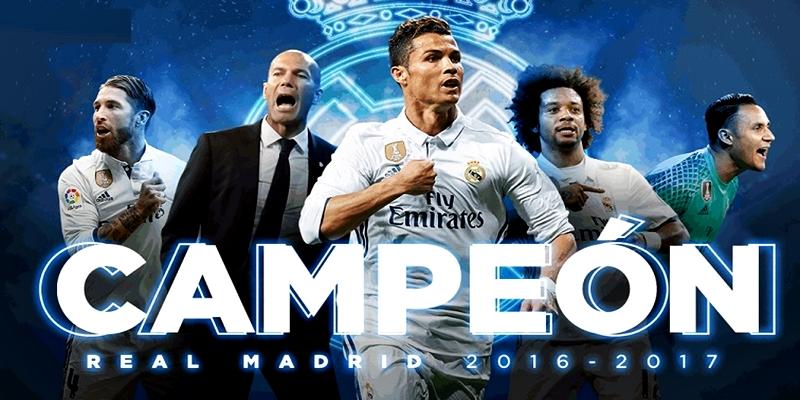 VIDEO | Real Madrid – All 106 La Liga Goals – 2016/2017 HD