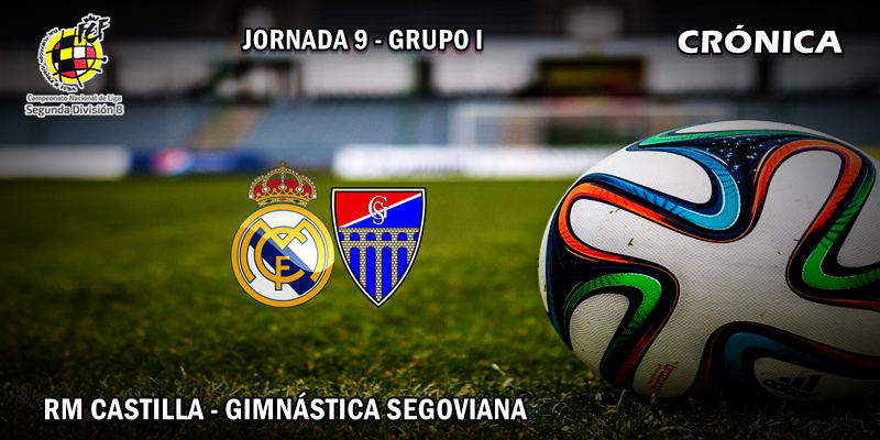 CRÓNICA   Un punto que no sirve para nada: RM Castilla 0 – 0 Gimnástica Segoviana
