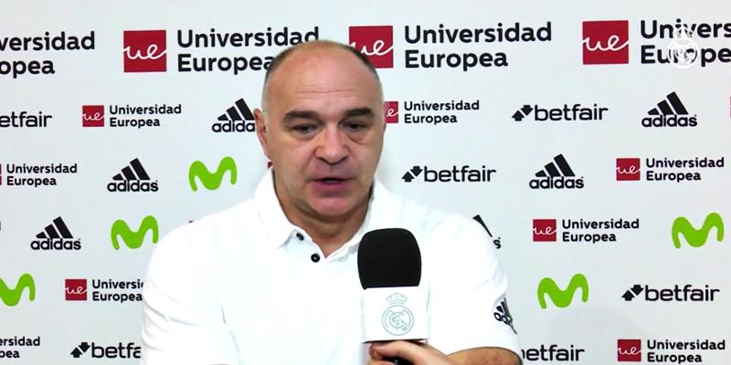 VÍDEO | Pablo Laso: «La Copa es una competición muy atractiva»