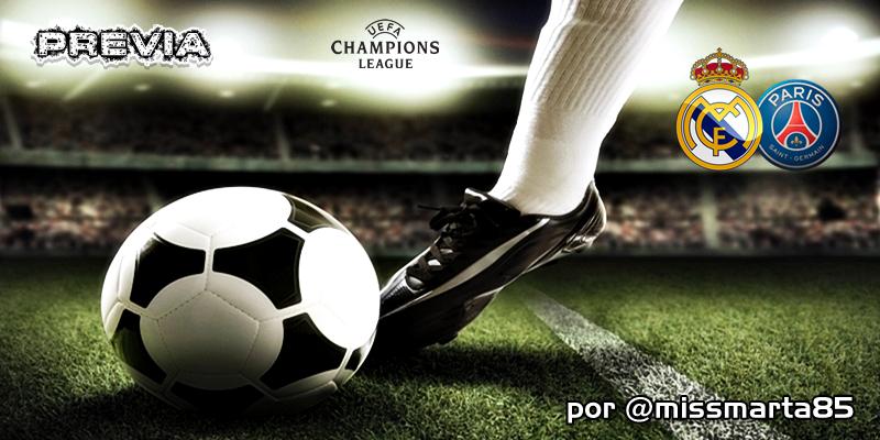 PREVIA   Real Madrid vs PSG: Reyes y principes