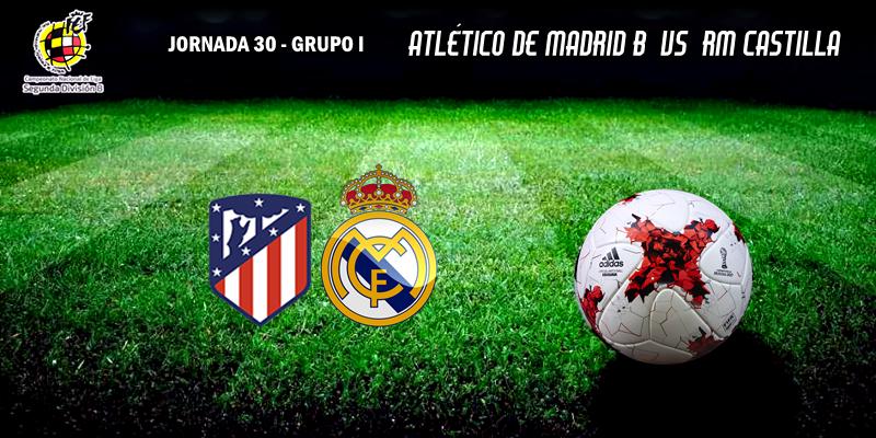 CRÓNICA   Reparto de puntos y a otra cosa: Atlético de Madrid B 0 – 0 RM Castilla