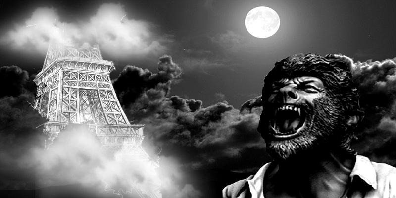 SONETO   Licántropos blancos en París