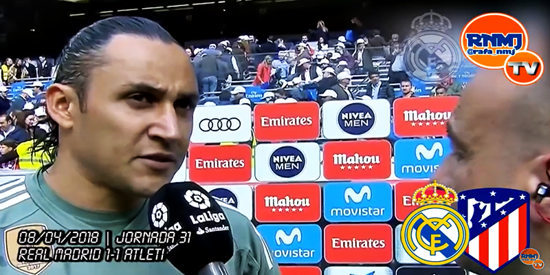 VÍDEO | Declaraciones post partido | Real Madrid vs Atlético de Madrid | LaLiga | Jornada 31