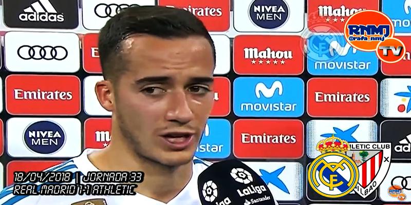 VÍDEO   Declaraciones post partido   Real Madrid vs Athletic Club Bilbao   LaLiga   Jornada 33