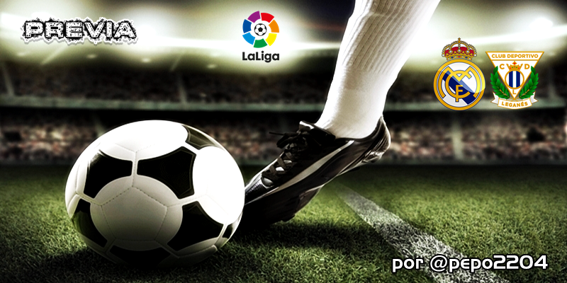 PREVIA | Real Madrid vs Leganés: Más de un monstruo en Chamartín