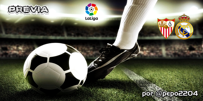 PREVIA | Sevilla vs Real Madrid: Incómodo calzador