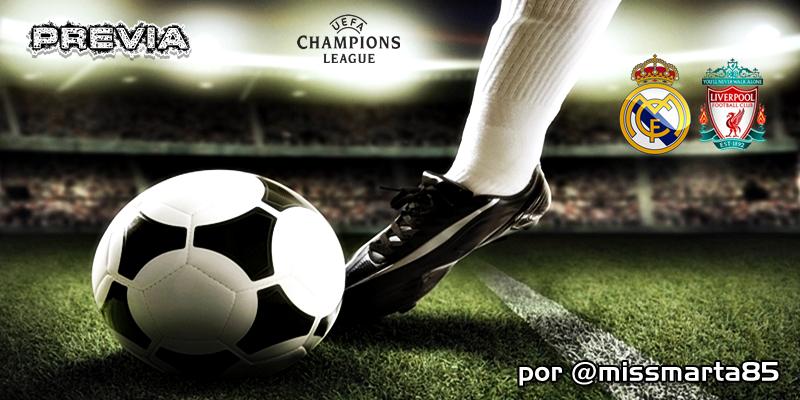 PREVIA   Real Madrid vs Liverpool: Los sueños no tienen límite