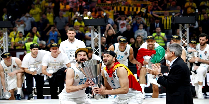 VÍDEO | Real Madrid vs Fenerbahçe | Euroleague | Final