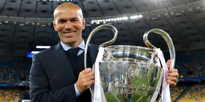 VÍDEO | ¡Gracias, Zidane!