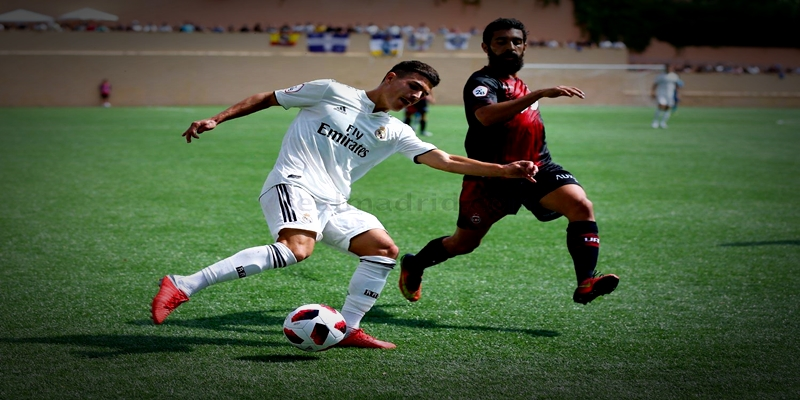 VÍDEO | Highlights | Unión Adarve vs Real Madrid Castilla | 2ª División B – Grupo I | J3