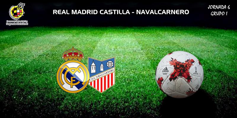 CRÓNICA | El Castilla sigue en racha: Real Madrid Castilla 3 – 1 Navalcarnero