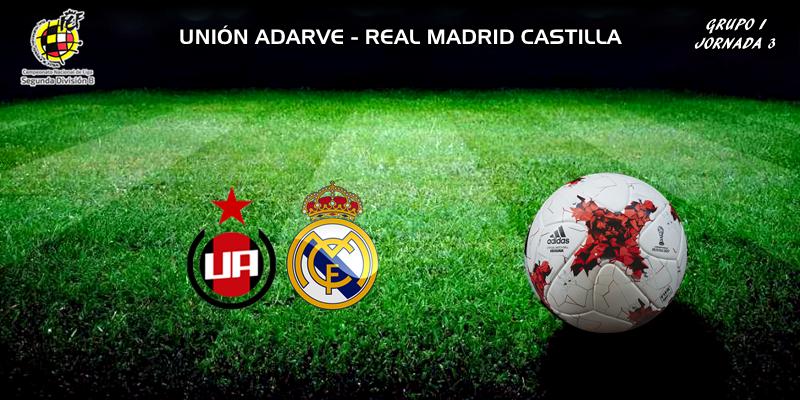 CRÓNICA | Poco fútbol, pero buen resultado: Unión Adarve 0 – 0 Real Madrid Castilla