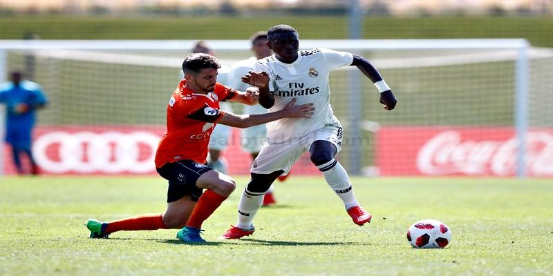 VÍDEO | Highlights | Real Madrid Castilla – Unionistas de Salamanca | 2ª División B – Grupo I | J4