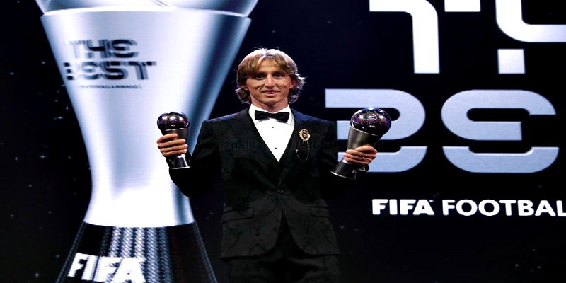 NOTICIAS | Luka Modric: The Best
