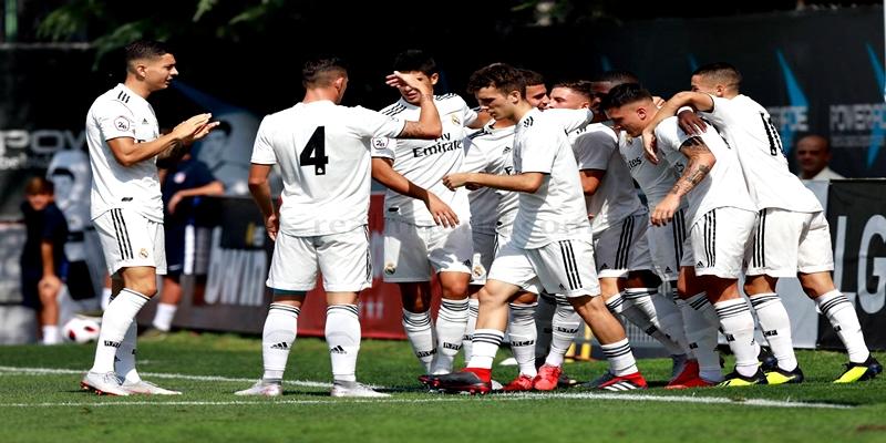 VÍDEO | Highlights | Atlético de Madrid B vs Real Madrid Castilla | 2ª División B | Grupo I | J2