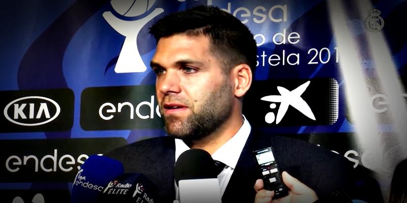 VÍDEO | Felipe Reyes: «Será una Supercopa muy igualada y dura»