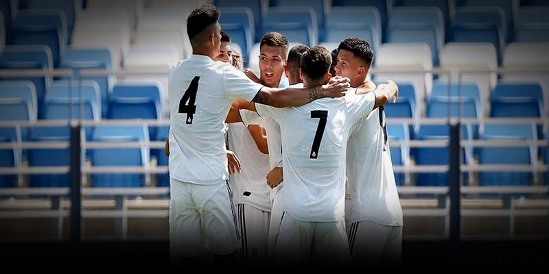 VÍDEO | Highlights | Real Valladolid B vs Real Madrid Castilla | 2ª División B – Grupo I | J7