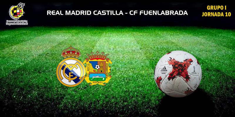 CRÓNICA | El Castilla pierde su primer partido de la temporada: Real Madrid Castilla 0 – 1 Fuenlabrada
