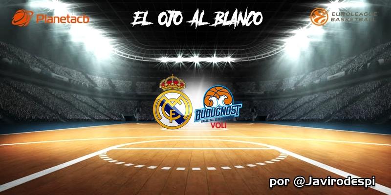 CRÓNICA | EL OJO AL BLANCO | Sin historia: Real Madrid 89 – 55 Buducnost