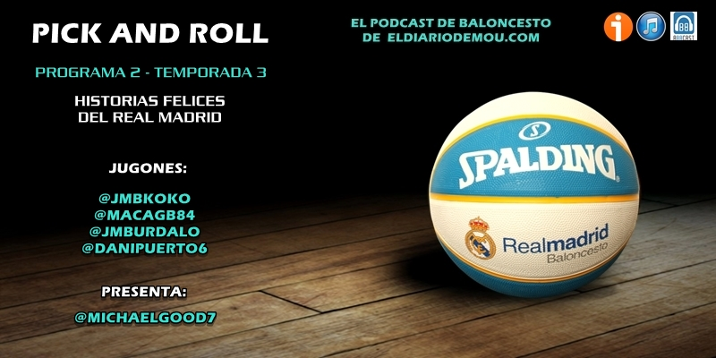 PODCAST   3×02 – Historias felices del Real Madrid