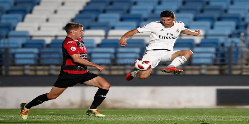 VÍDEO | Highlights | Real Madrid Castilla vs Internacional de Madrid | 2ª División B – Grupo I | J8