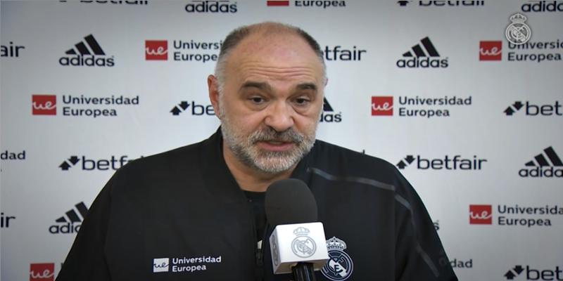 DECLARACIONES | Pablo Laso: «Hemos sido capaces, sin brillantez, de hacer un partido muy sólido»