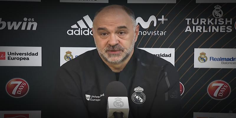 VÍDEO   Pablo Laso: «La última jugada de la Copa, abochorna al baloncesto»
