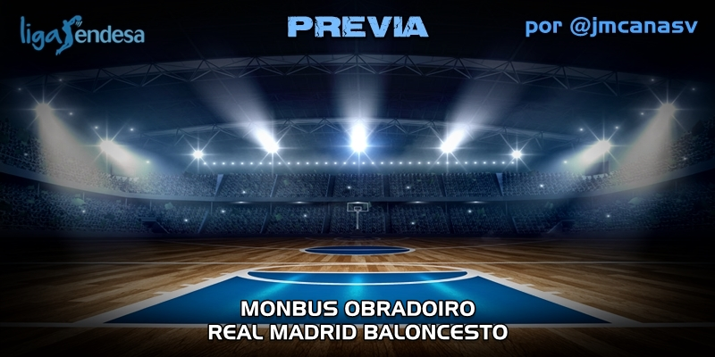 PREVIA | Monbus Obradoiro vs Real Madrid: Reservándose en Santiago