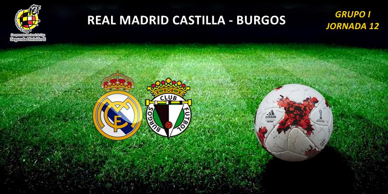 CRÓNICA | Victoria entre el diluvio: Real Madrid Castilla 1 – 0 Burgos