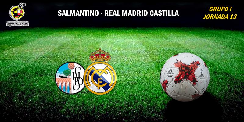 CRÓNICA | El Castilla pierde dos puntos en los últimos segundos: Salmantino 3 – 3 Real Madrid Castilla