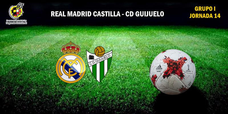 CRÓNICA | Un gol de Cristo coloca al Castilla tetralíder: Real Madrid Castilla 1 – 0 Guijuelo