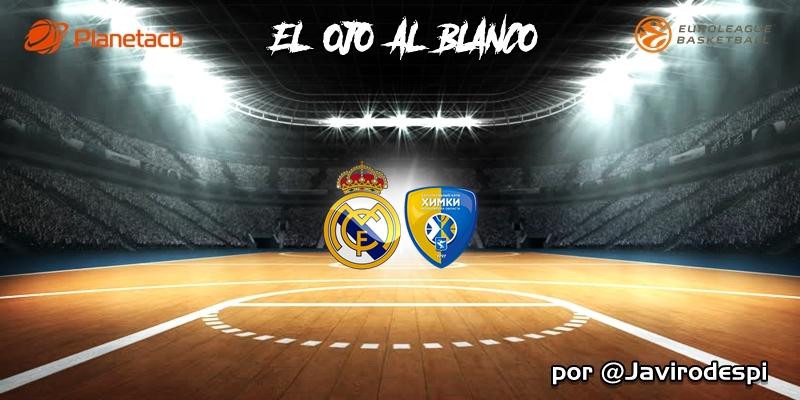 CRÓNICA | EL OJO AL BLANCO | Susto a lo moscovita: Real Madrid 79 – 74 Khimki