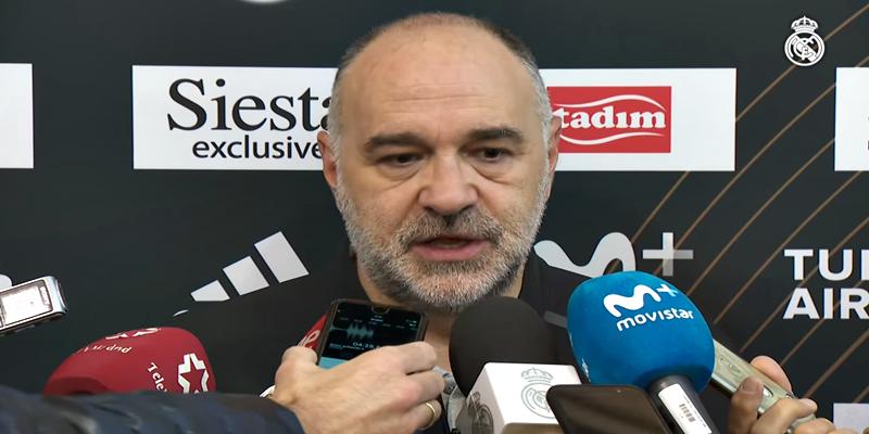 VÍDEO | Pablo Laso: «No sé si es el partido más exigente, porque todos lo son»