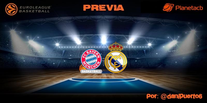 VÍDEO | Previa | Bayern Múnich vs Real Madrid | Euroleague | Jornada 14