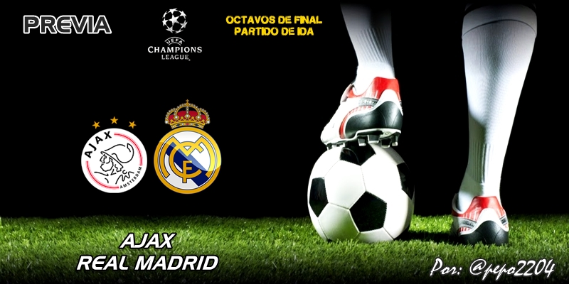 PREVIA | Ajax vs Real Madrid: Amsterdam del Ajax (Y del Madrid)