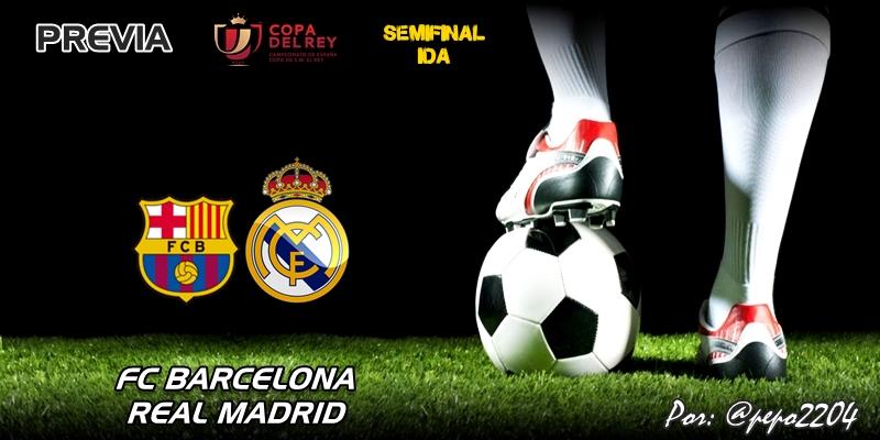 PREVIA | FC Barcelona vs Real Madrid: Pero… ¿Y si sí?
