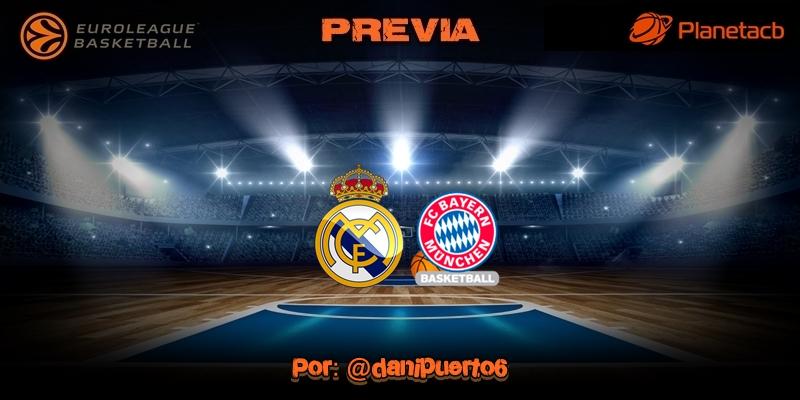PREVIA | Real Madrid vs Bayern Munich | Euroleague | Jornada 23